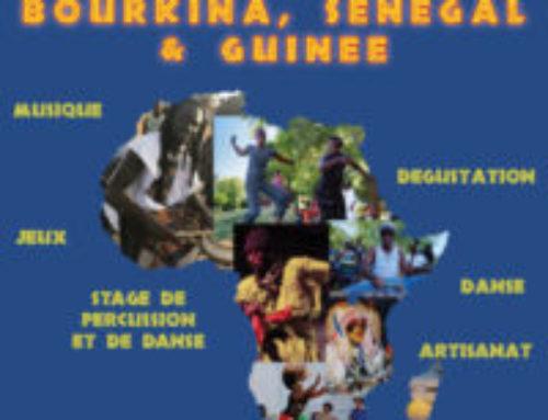 Carrefour  Afrique – Burkina, Guinée, Sénégal – Lausanne- 13 juillet 2019