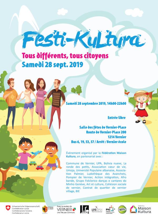 affiche Festi-Kultura