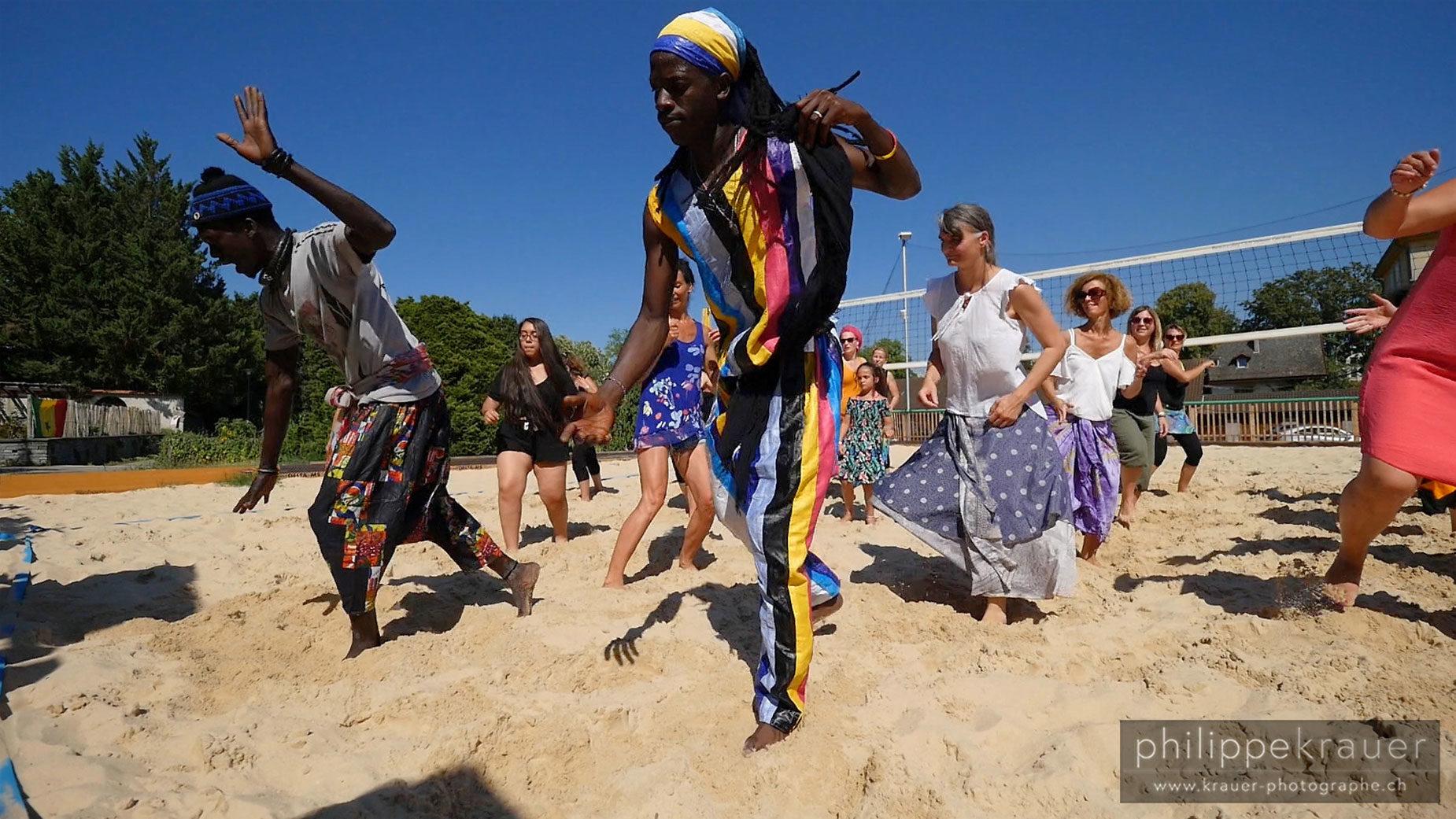 Ndongo danse