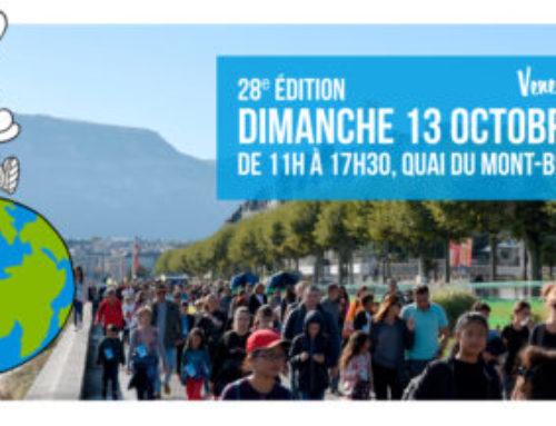 Marche de l'espoir Terre des Hommes / RTS