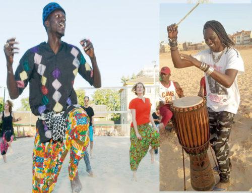 Cours de percussion et danse Sabar pour adultes à Genève