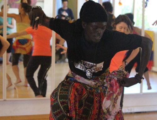 Cours danse sabar adultes à Yverdon