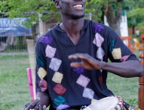 Spectacle danse et musique africaines privé à l'EMS la Châtelaine Vernier