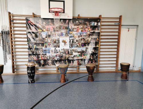 Cours de danse Sabar pour écoliers à Yverdon-les-Bains