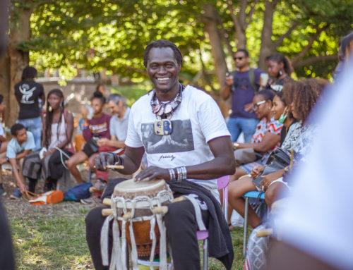 Mbar Ndiaye Musicien